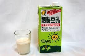 大豆イソフラボンの代表豆乳