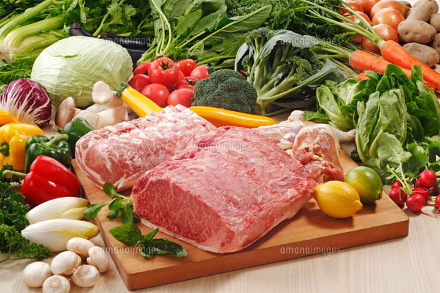 おっぱいマッサージだって必要だけど肉野菜も